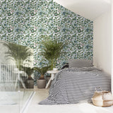 JV Wallcoverings Marimekko Vol. 5 Pieni Tiara Botanical Wallpaper