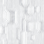 JV Wallcoverings Marimekko Vol. 5 Frekvenssi Striped Wallpaper