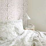 JV Wallcoverings Marimekko Vol. 5 Lumimarja Botanical Wallpaper