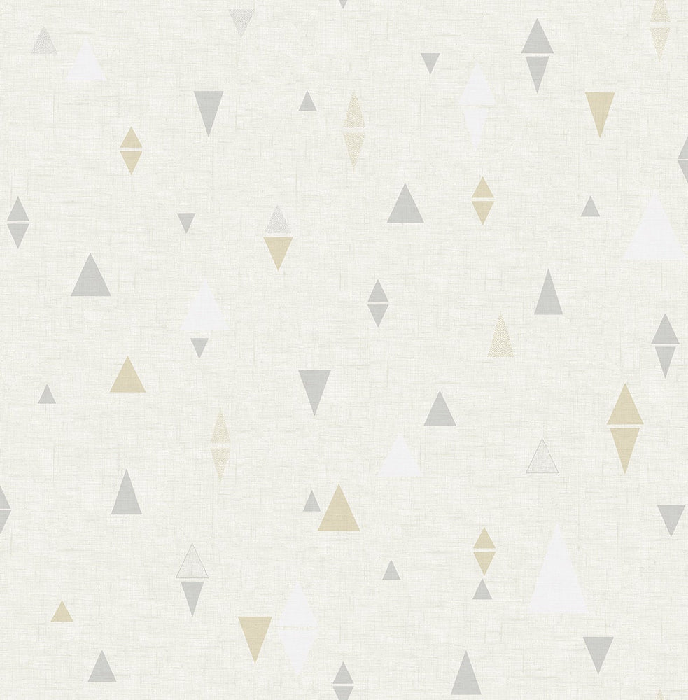 SD50206DS Aviston mini triangles geometric wallpaper from Say Decor
