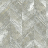 AV50500 Hubble faux herringbone rustic wallpaper from the Avant Garde collection by Seabrook Designs