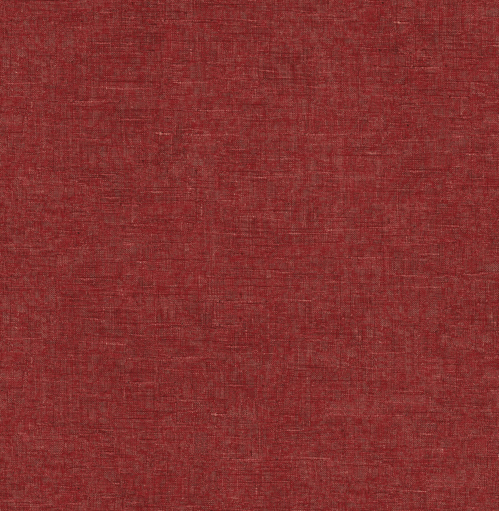 Avery Faux Linen Designer Holiday Wallpaper