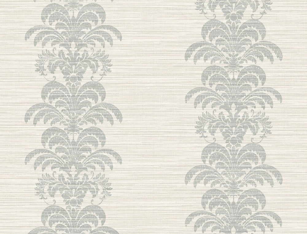 LN10508 stringcloth damask wallpaper from the Luxe Retreat collection by Lillian August