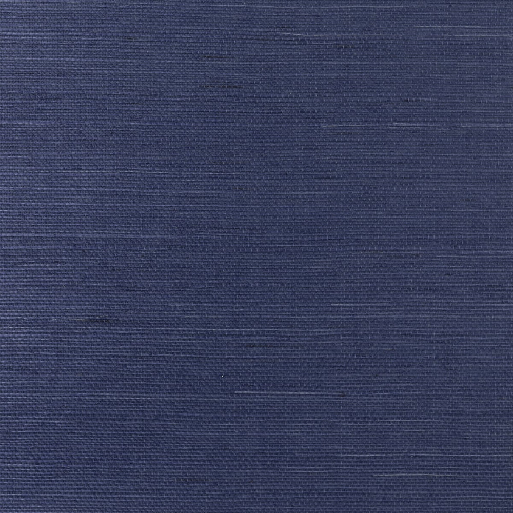 LN11802 shimmer blue sisal grasscloth wallpaper from the Luxe Retreat collection by Lillian August