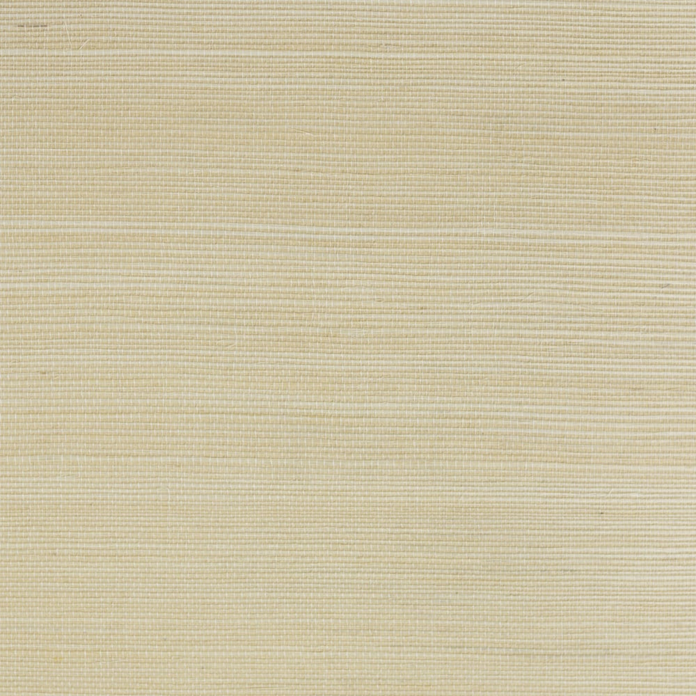 Lillian August Luxe Retreat Sugar Cookie Sisal Grasscloth Wallpaper