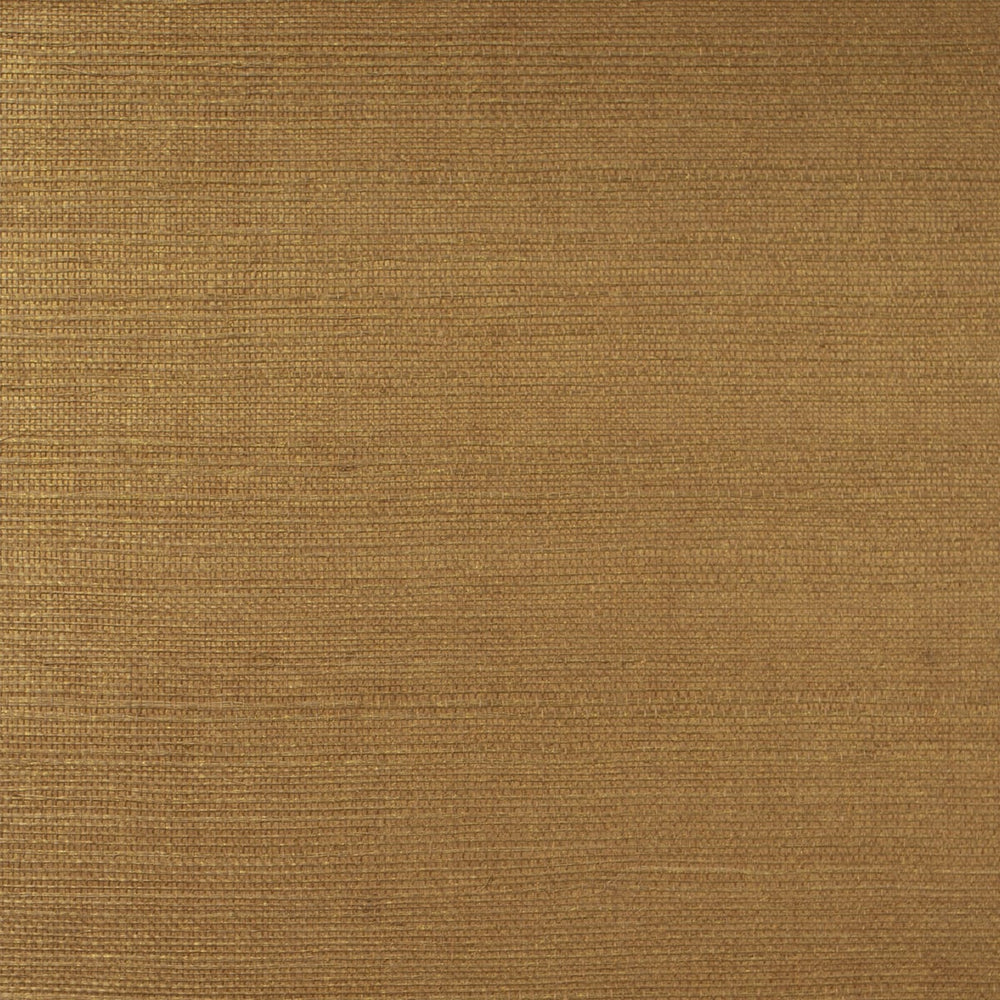 LN11806 shimmer bronze sisal grasscloth wallpaper from the Luxe Retreat collection by Lillian August