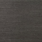 LN11820 shimmer black sisal grasscloth wallpaper from the Luxe Retreat collection by Lillian August