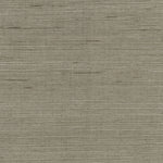 LN11825 shimmer gray sisal grasscloth wallpaper from the Luxe Retreat collection by Lillian August