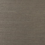 LN11836 shimmer brown sisal grasscloth wallpaper from the Luxe Retreat collection by Lillian August