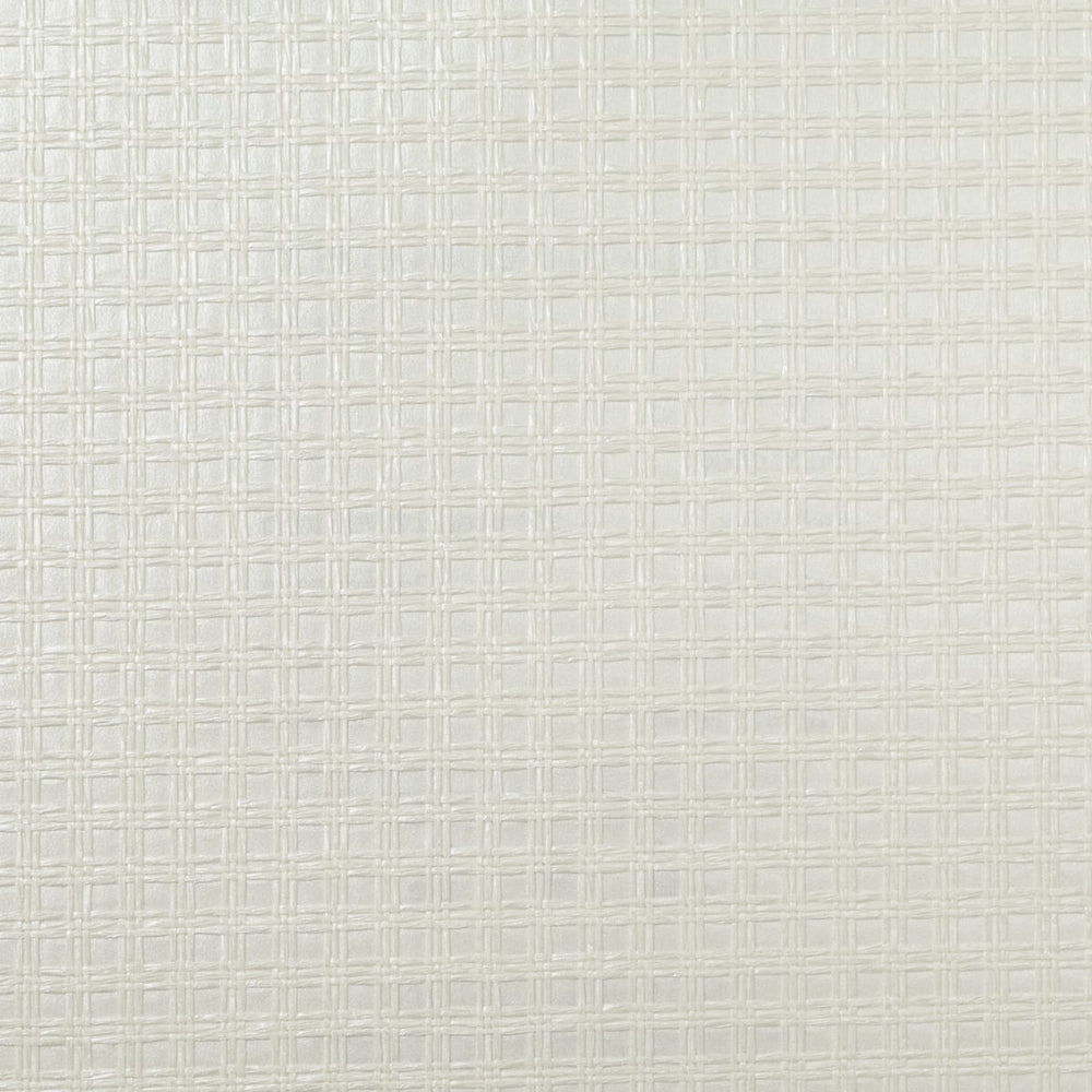 LN11850 shimmer white paperweave grasscloth wallpaper from the Luxe Retreat collection by Lillian August