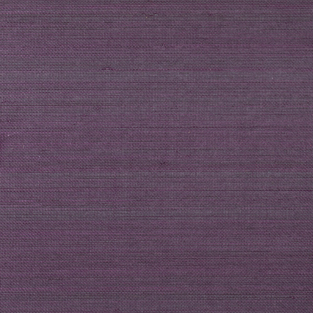 LN11851 shimmer purple abaca grasscloth wallpaper from the Luxe Retreat collection by Lillian August