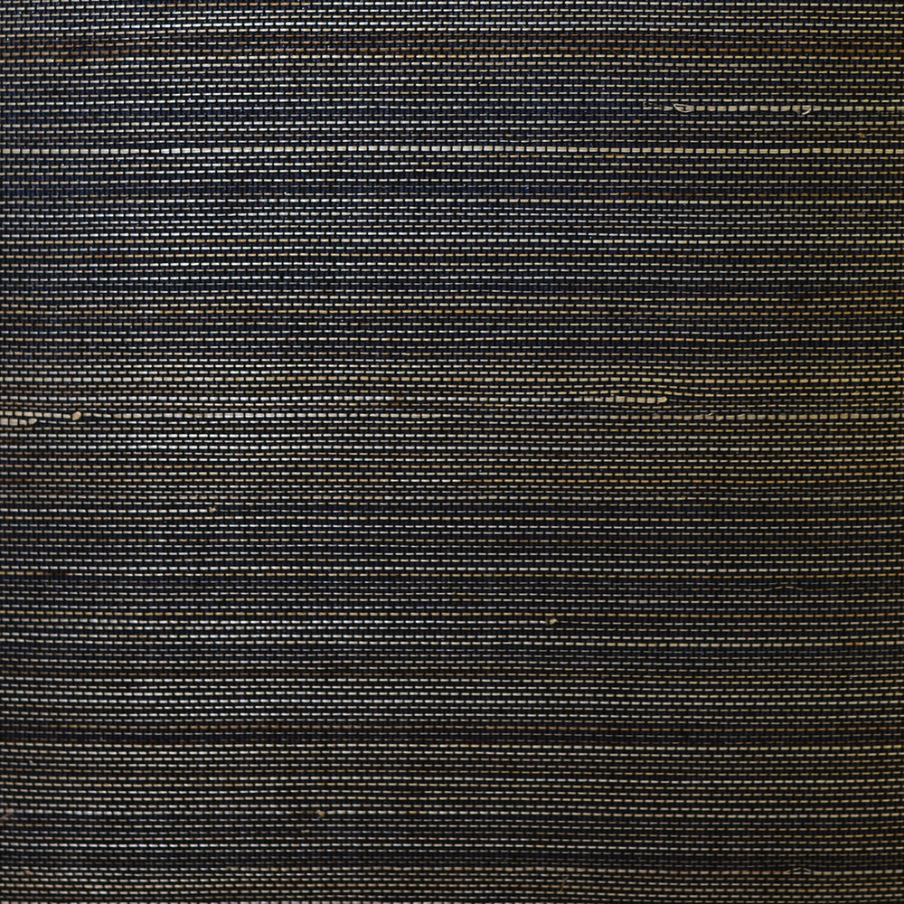 LN11857 shimmer brown sisal grasscloth wallpaper from the Luxe Retreat collection by Lillian August