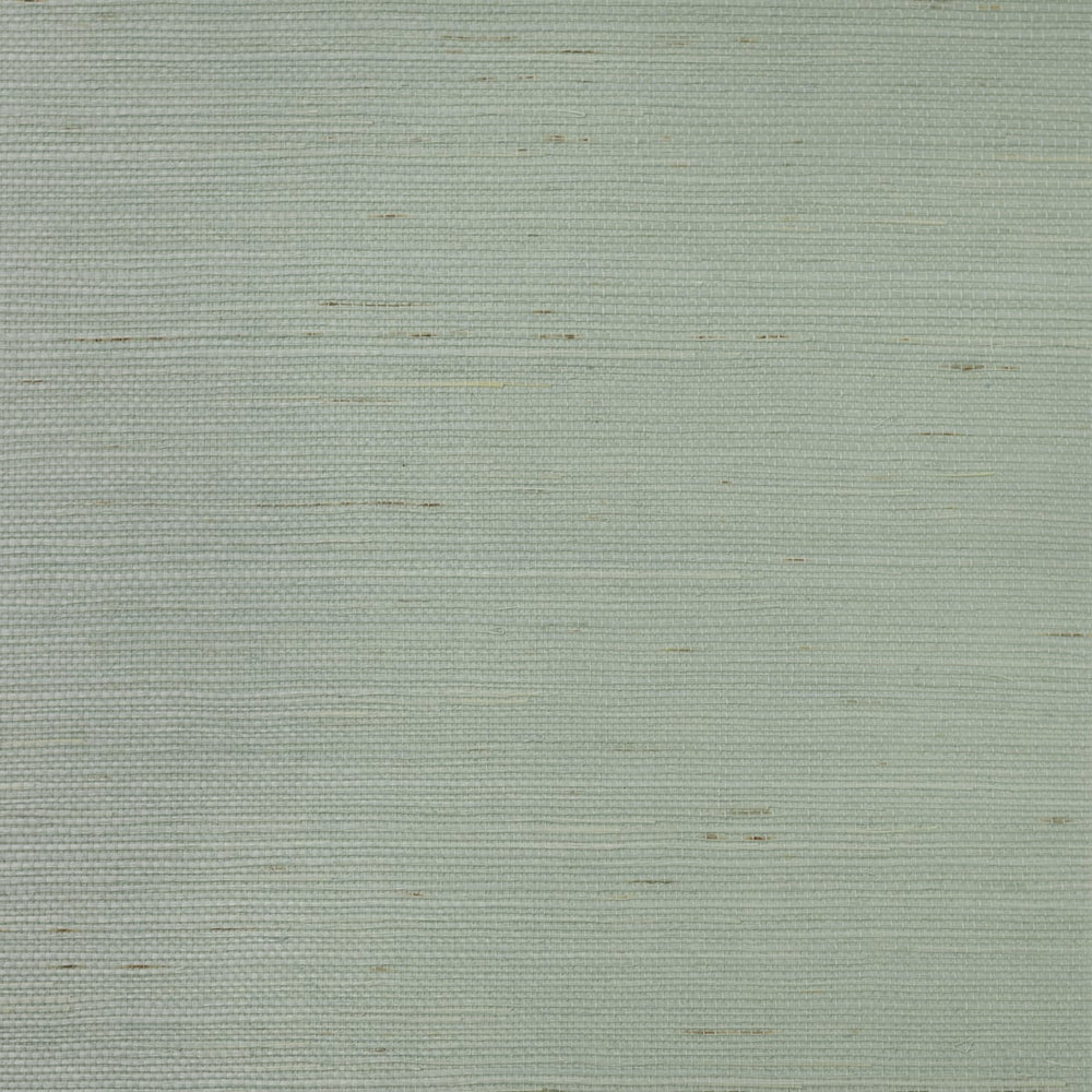 LN11862 shimmer blue sisal grasscloth wallpaper from the Luxe Retreat collection by Lillian August