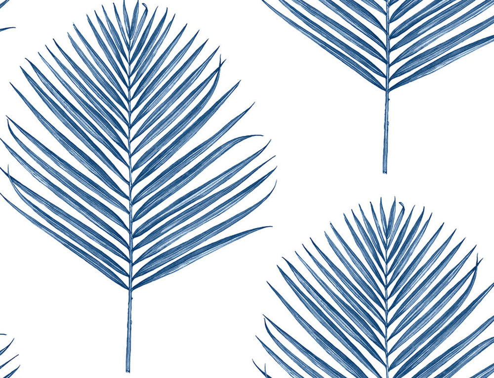 Lillian August Luxe Haven Maui Palm Peel and Stick Removable Wallpaper