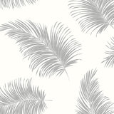 LN20305 tossed palm peel and stick removable wallpaper from the Luxe Haven collection by Lillian August