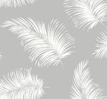 LN20315 tossed palm peel and stick removable wallpaper from the Luxe Haven collection by Lillian August