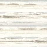 LN20605 horizon stripe abstract peel and stick wallpaper from the Luxe Haven collection by Lillian August