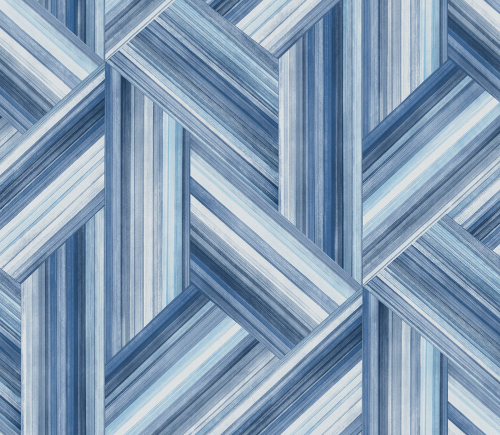 LW50102 Geometric Wallpaper from the Living with Art collection by Seabrook Designs