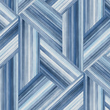 LW51902F striped geometric fabric from the Living with Art collection by Seabrook Designs