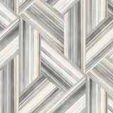 LW50108 Geometric Wallpaper from the Living with Art collection by Seabrook Designs