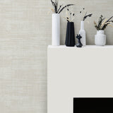 Seabrook Designs Living with Art Faux Rug Wallpaper