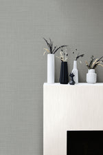 Seabrook Designs Living with Art Cardboard Faux Wallpaper