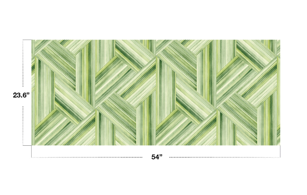 Seabrook Designs Living with Art Geo Inlay Contemporary Fabric