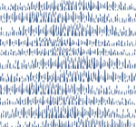 LW52102F blue brushmarks fabric from the Living with Art collection by Seabrook Designs