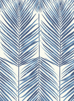 Seabrook Designs Beach House Paradise Palm Leaf Wallpaper