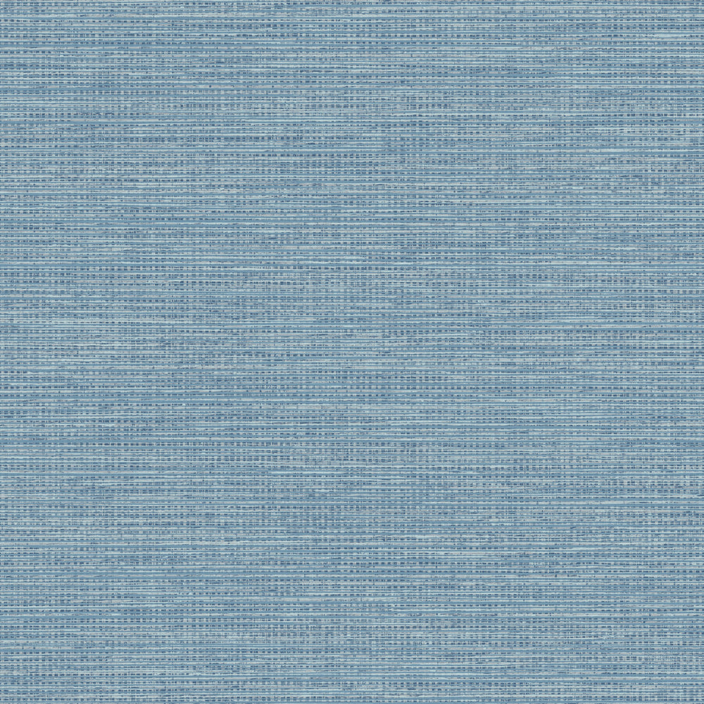 MB30632 blue beachgrass coastal wallpaper from the Beach House collection by Seabrook Designs