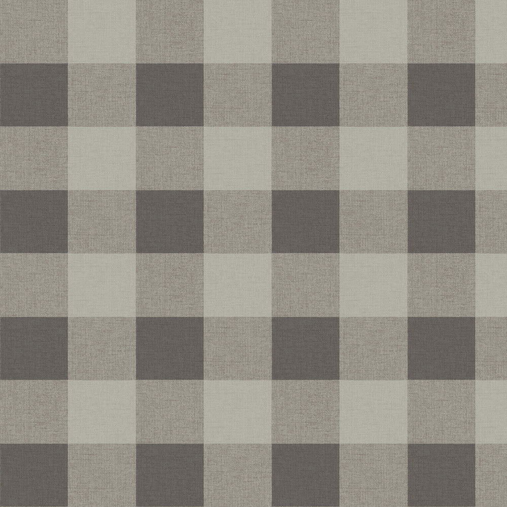 MB31906 black picnic plaid coastal wallpaper from the Beach House collection by Seabrook Designs