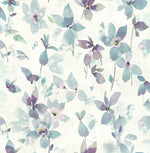 SD20601HN Cissel watercolor petal floral wallpaper from Say Decor
