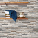 NW32600 wood plank peel and stick wallpaper