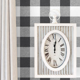 NW34500 picnic plaid peel and stick removable wallpaper decor by NextWall