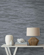 NW35908 serene sea coastal peel and stick removable wallpaper decor by NextWall