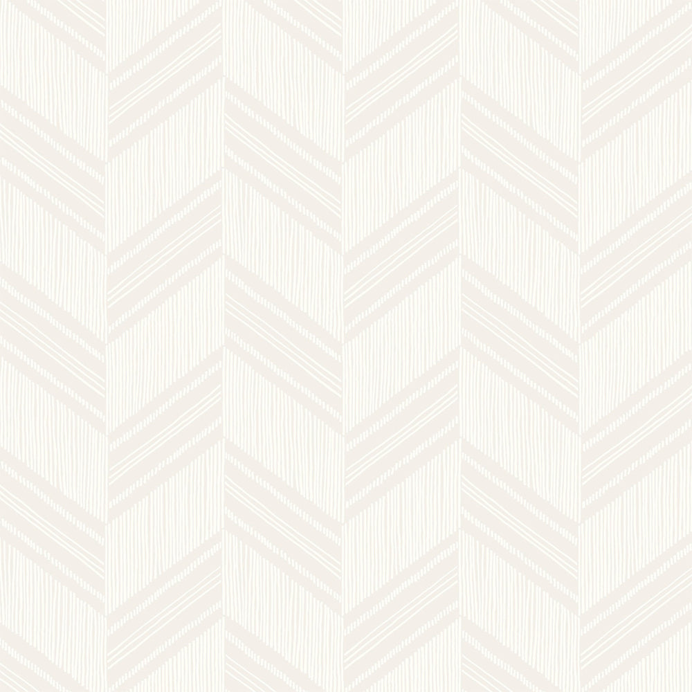 Seabrook Designs Boho Rhapsody Chevron Striped Wallpaper