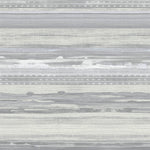 RY31310 gray horizon brushed stripe wallpaper from the Boho Rhapsody collection by Seabrook Designs