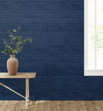 SG10102 Stacks shiplap peel and stick removable wallpaper decor from The Sojourn Collection by Stacy Garcia Home