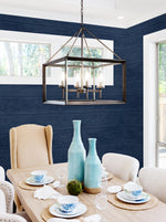 SG10102 Stacks shiplap peel and stick removable wallpaper dining room from The Sojourn Collection by Stacy Garcia Home