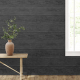 SG10110 Stacks shiplap peel and stick removable wallpaper decor from The Sojourn Collection by Stacy Garcia Home