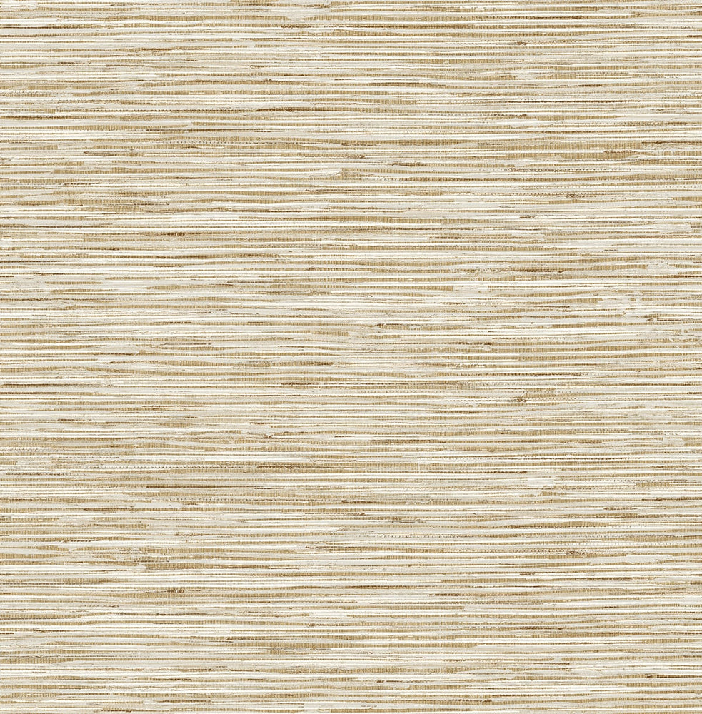 SG10203 faux grasscloth peel and stick removable wallpaper from The Sojourn Collection by Stacy Garcia Home