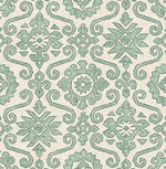 Stacy Garcia Home Augustine Geometric Peel and Stick Removable Wallpaper