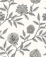 Stacy Garcia Home Jaclyn Floral Peel and Stick Removable Wallpaper