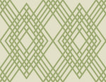 TA21304 Cayman lattice geometric wallpaper from the Tortuga collection by Seabrook Designs