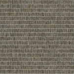 Seabrook Designs More Textures Blue Grass Band Shimmer Embossed Vinyl Wallpaper