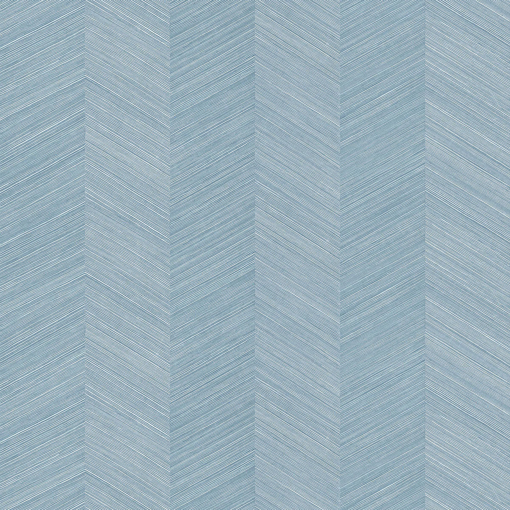 TC70102 blue chevy hemp embossed vinyl wallpaper from the More Textures collection by Seabrook Designs
