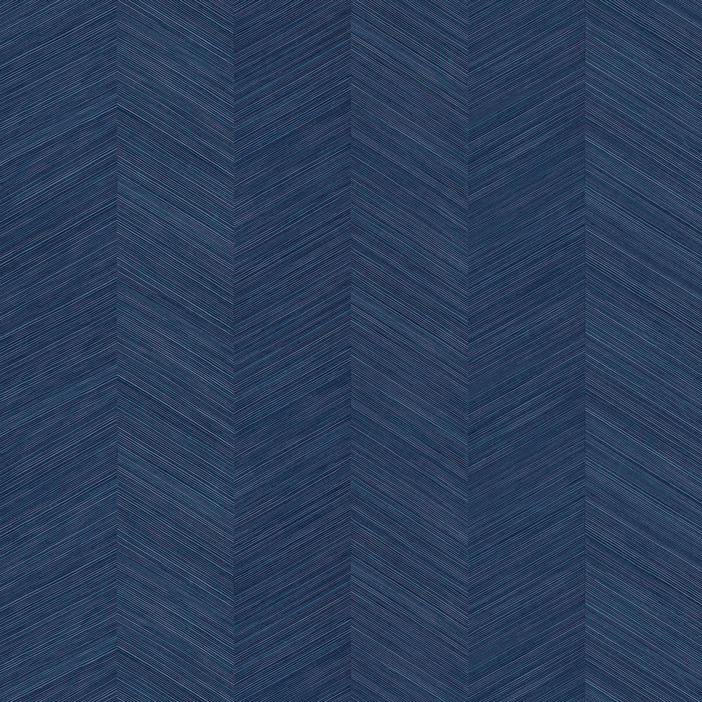 TC70122 blue chevy hemp embossed vinyl wallpaper from the More Textures collection by Seabrook Designs