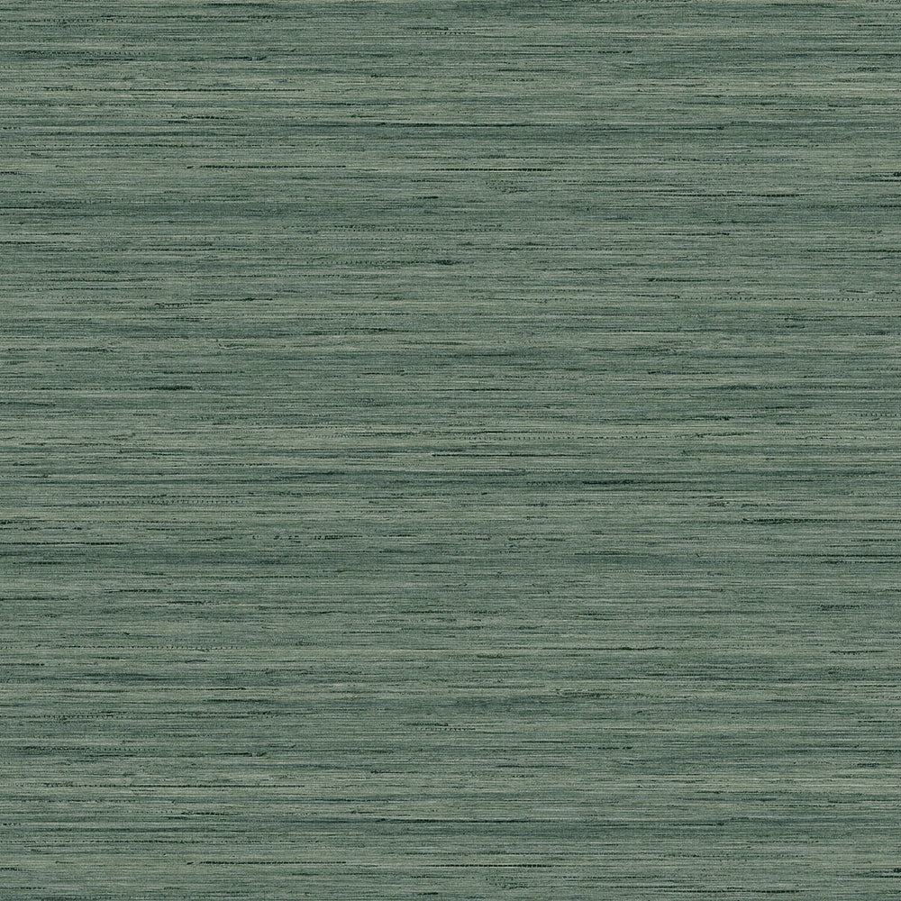 TC70314 green shantung silk embossed vinyl wallpaper from the More Textures collection by Seabrook Designs