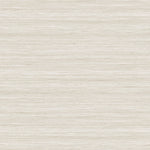 Seabrook Designs More Textures Snowstorm Shantung Silk Embossed Vinyl Wallpaper