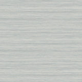 TC70338 gray shantung silk embossed vinyl wallpaper from the More Textures collection by Seabrook Designs